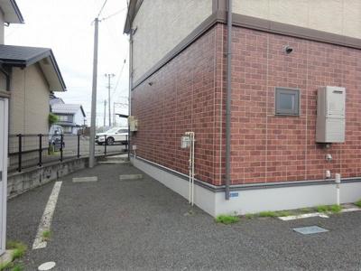【駐車場】ヴィラけやき3