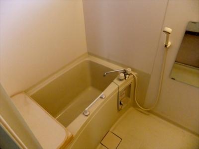 【浴室】コーポコスモス