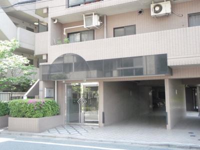 【外観】マイキャッスル多摩川Ⅱ