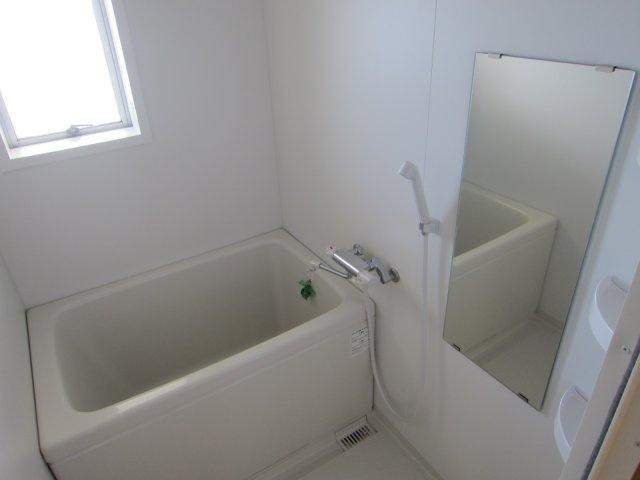 【浴室】城見ハイツ