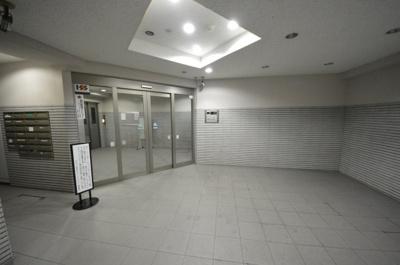 【エントランス】ネオマイム東大井ステーションプラッツ