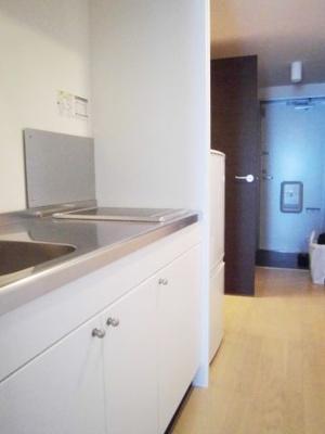 全自動洗濯機付