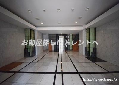 【エントランス】パレステュディオ御茶ノ水
