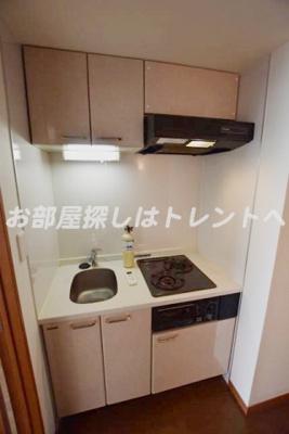 【キッチン】パレステュディオ御茶ノ水