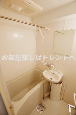 【浴室】パレステュディオ御茶ノ水