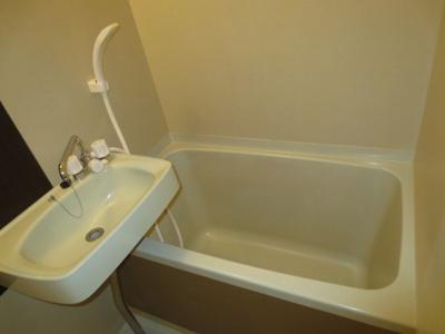 【浴室】フォーレストⅠ