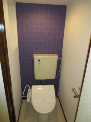 【トイレ】フォーレストⅠ