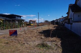 【外観】日光市土沢 事業用地