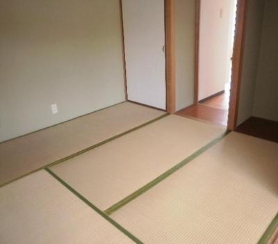 【和室】シュロス五月山Ⅱ☆3LDK