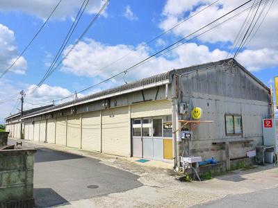 【外観】豊川倉庫