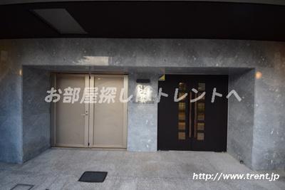 【エントランス】スカイコート本郷東大前弐番館