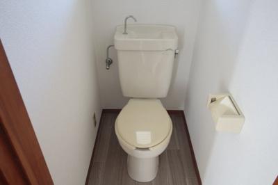 トイレも気になるポイントですね♪