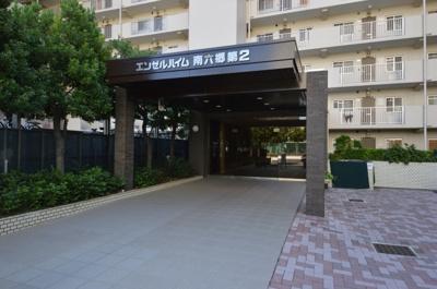 【エントランス】エンゼルハイム南六郷第2