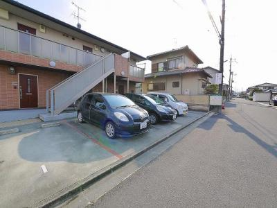 【駐車場】ドルフⅡ