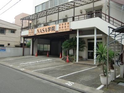 【外観】大田自動車工業駐車場