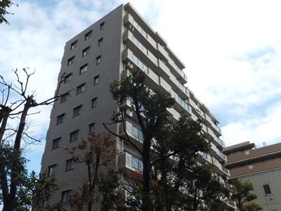 平成12年築の分譲賃貸マンションです。