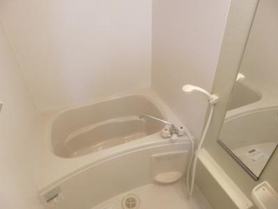 【浴室】花みずき