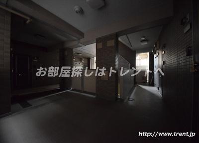 【エントランス】ルーブル文京音羽