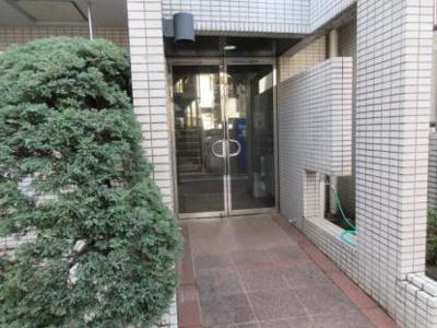 【エントランス】カームライト高円寺