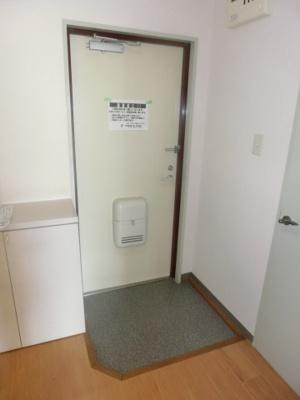 【玄関】カサマローネ
