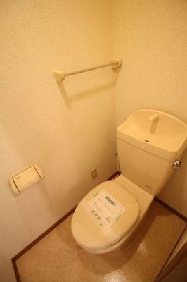 【トイレ】サルビア5番館