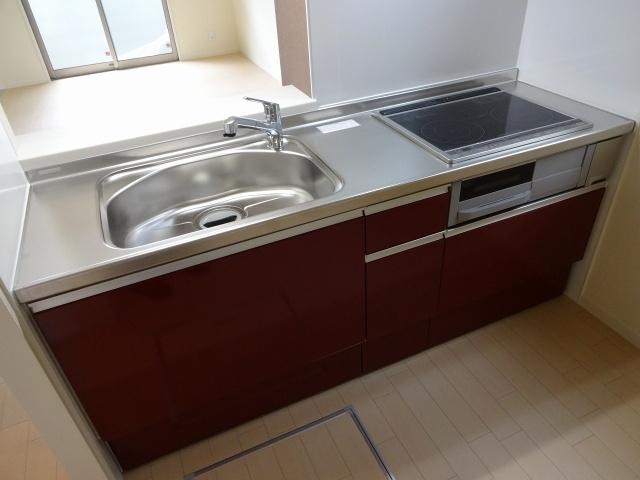 【キッチン】シャーメゾンヴィルヌーヴ