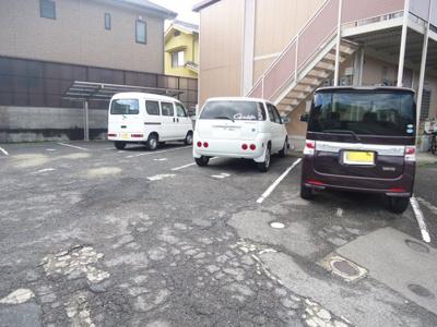 【駐車場】シティももやま