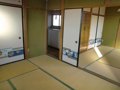 【和室】熊野町沢口様一戸建て