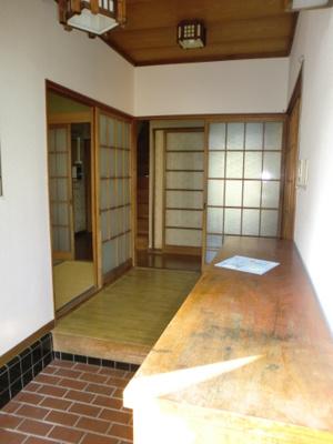 【玄関】熊野町沢口様一戸建て