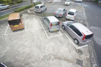 【駐車場】ベルタパークみずき野