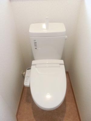 【トイレ】ルシャンテ・須磨川上