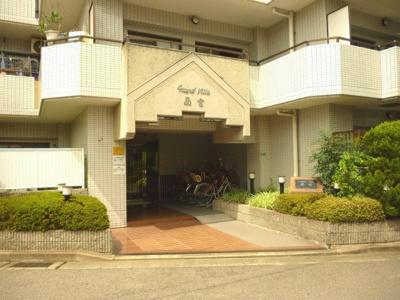 【エントランス】グランドヴィラ西宮