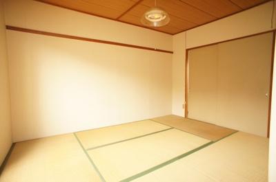 【寝室】コーポ宮内