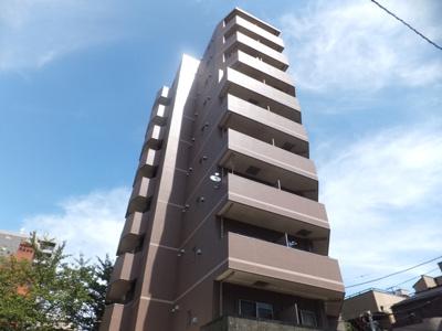 ☆2008年築☆リバーサイド沿いの賃貸マンションです。