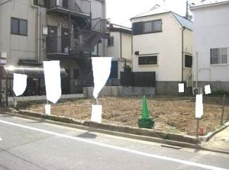 大田区千鳥2丁目新築一戸建て4880万円現地写真1