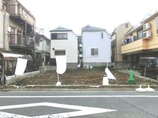 大田区千鳥2丁目新築一戸建て4880万円現地写真2