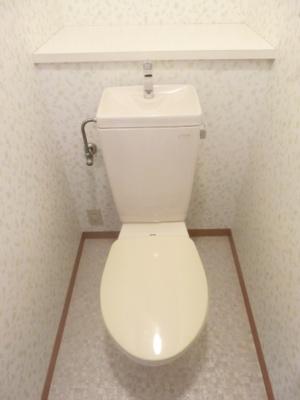 【トイレ】メゾンマルセⅡ