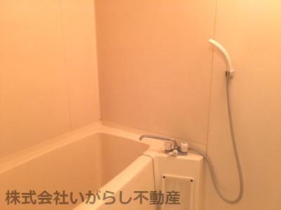 【浴室】ソレーユ東簗瀬