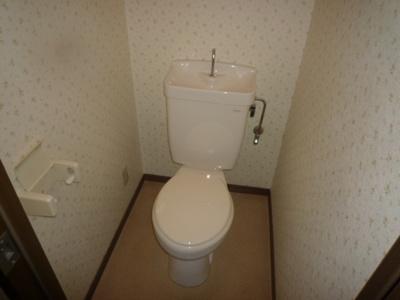 【トイレ】ツツミレジデンス