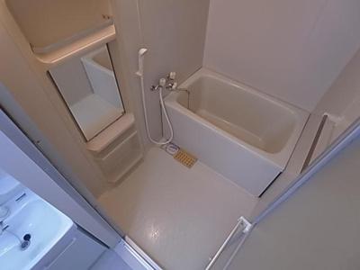 【浴室】メゾンシンデレラ