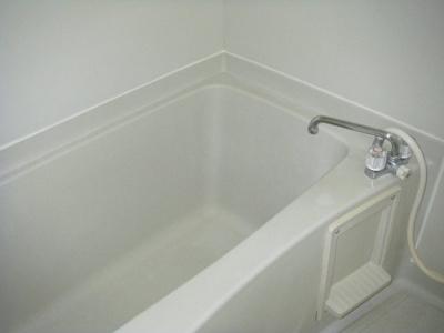 【浴室】ハイツラスカンパナス