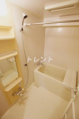 【浴室】カーサグランデ本郷