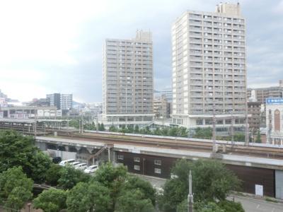 【展望】ヴァル浜崎通り