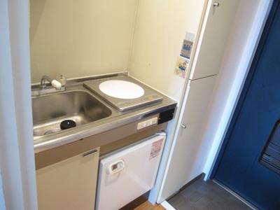 【浴室】シティパレス21西大寺P-2