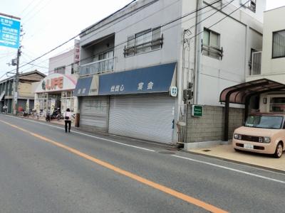 【外観】元寿司店 店舗