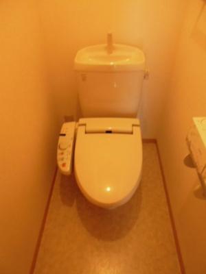 【トイレ】メゾンジュネス