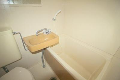 【浴室】ラフィーネ7号館