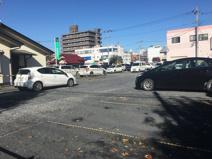 大森宿郷月極駐車場の画像