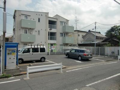 【外観】中央3丁目月村駐車場