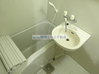 【浴室】サウス柿木